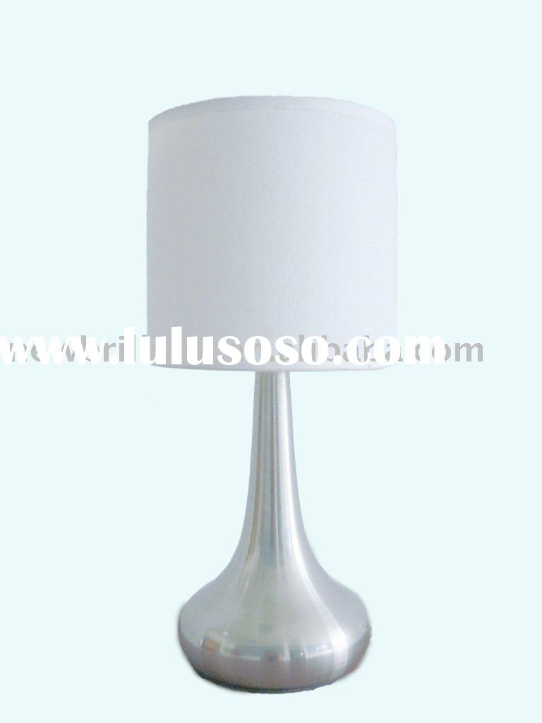 Mini touch table lamp