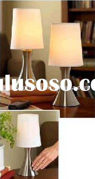 Touch table lamp control (T-002)