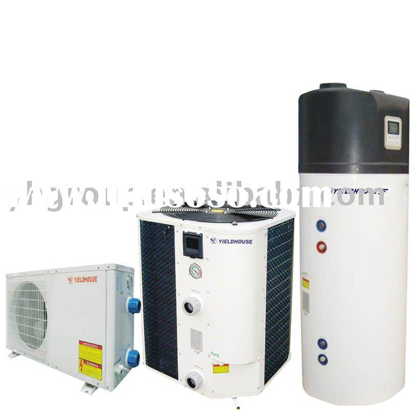 air source heat pump (water heater, swimming pool)