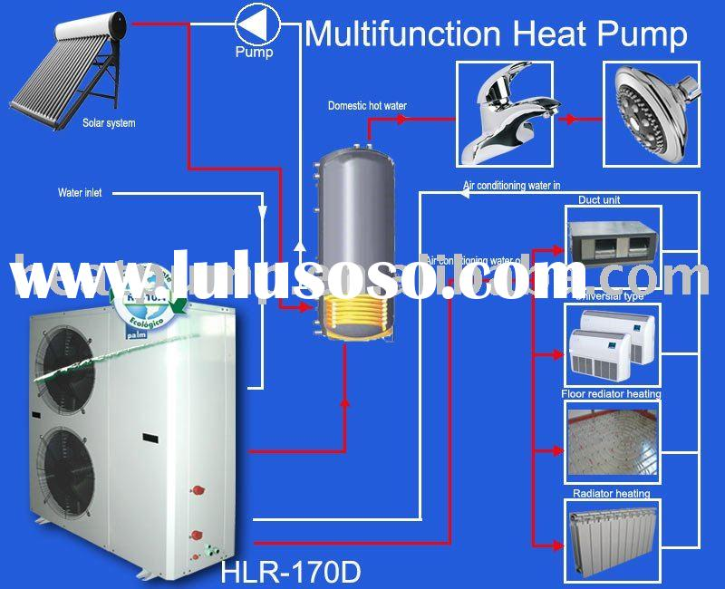 monobloc heat pump heater