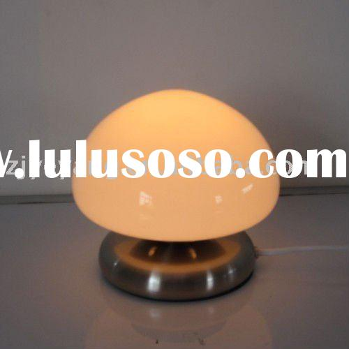 mushroom touch table lamp