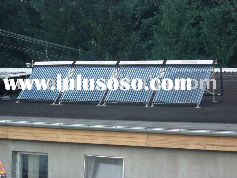 Best For family used solar water heater system