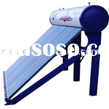 Swimming pool solar water heater/compact vacuum tube solar products