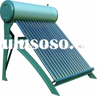 vacuum tubes solar water heating system(JY-1X)