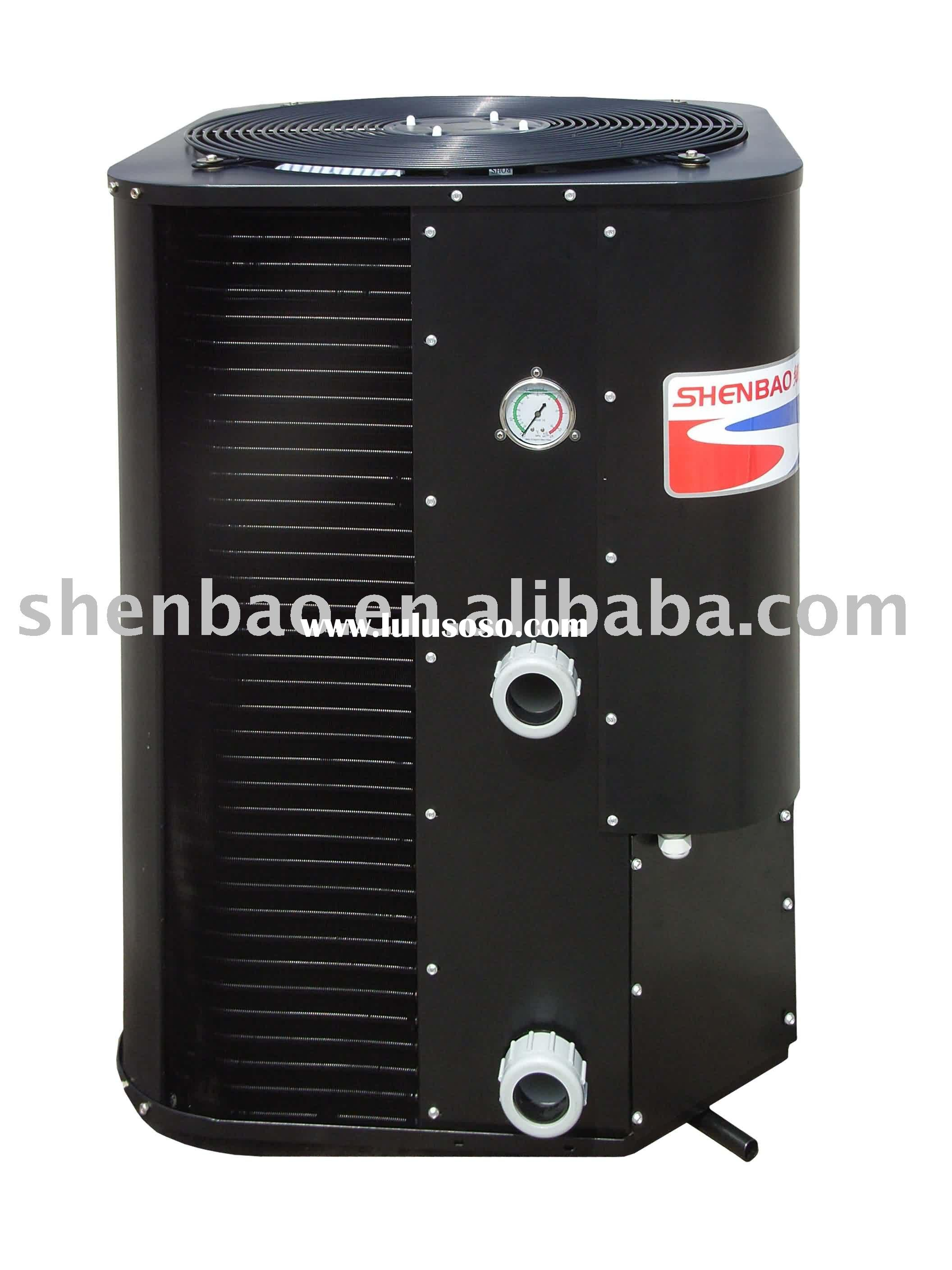 2010 Swimming Pool Heat Pump Heater & Chiller