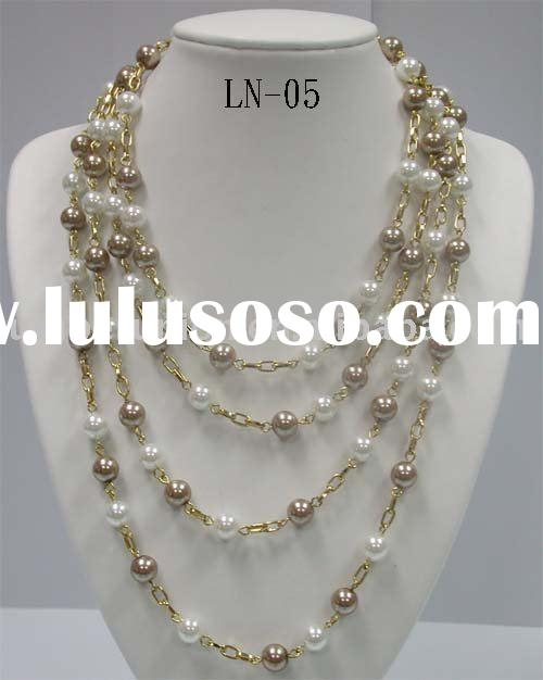 Fashion necklaces jewelry costume