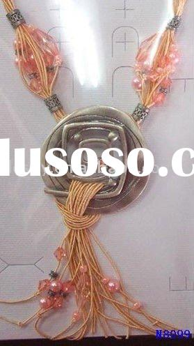 Fashion necklaces jewelry manufacturer