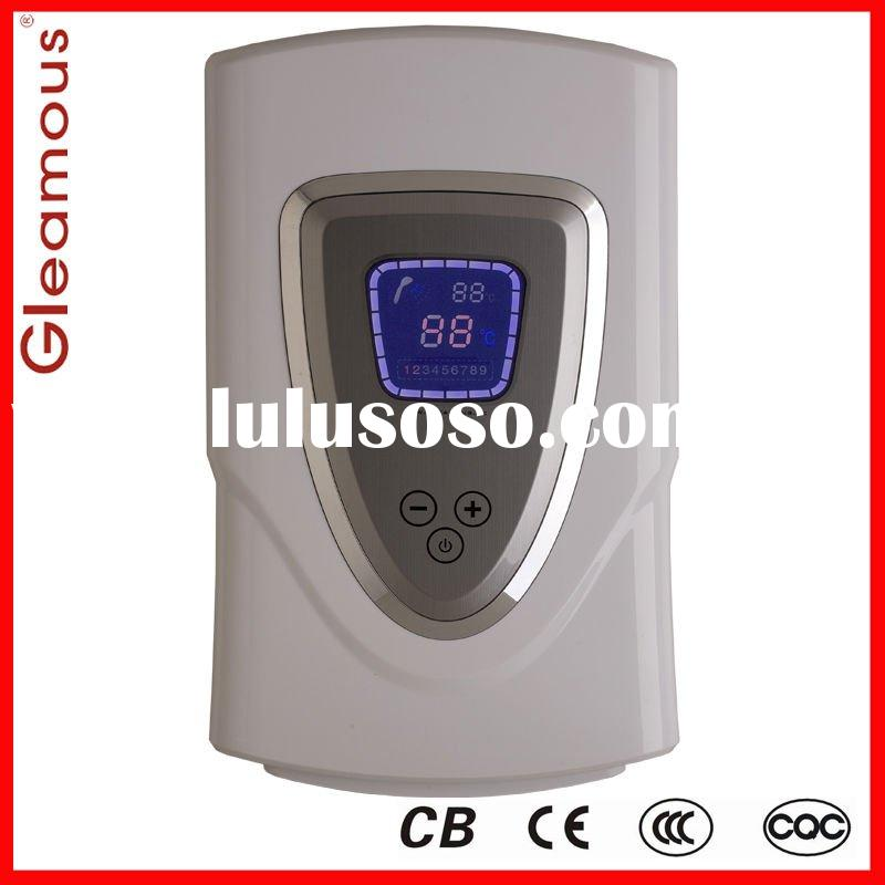 Electric Tankless Water Heaters, Point of Use and Instantaneous