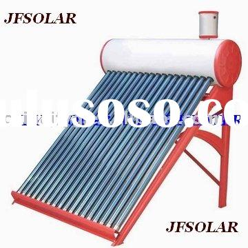 Passive solar water heaters