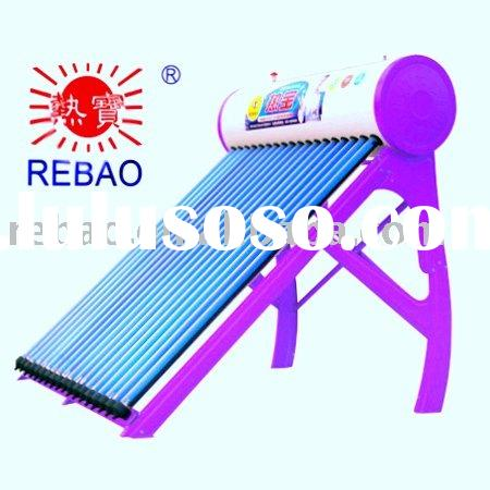 REBAO solar water heater