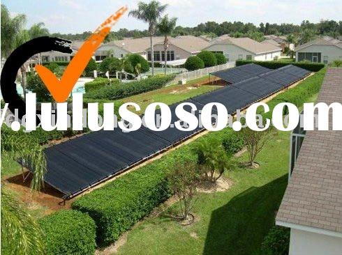 Solar pool heat panel,solar pool heating system,do it yourself