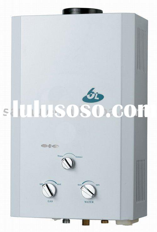GlobalTowne Tankless Gas water heaters, Portable water heaters