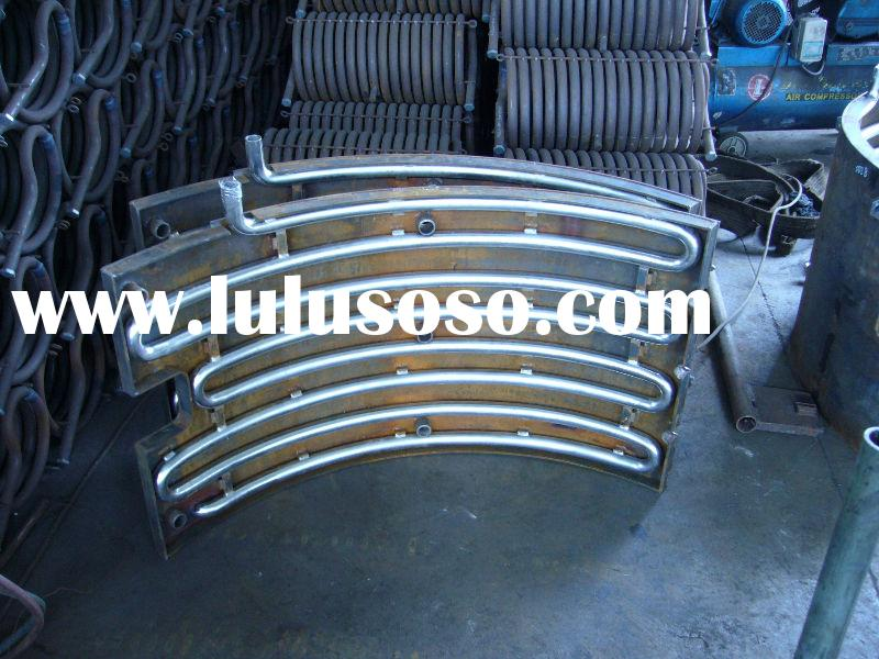 Permissible bending stress of mild steel for Poisson coil