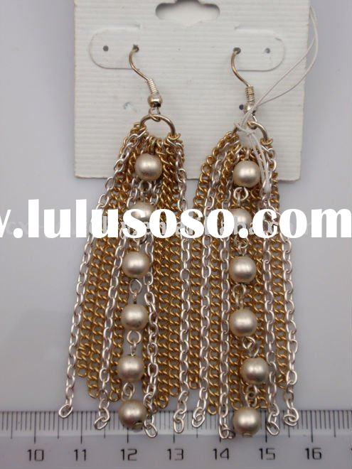 costume   jewelry   pearl earring