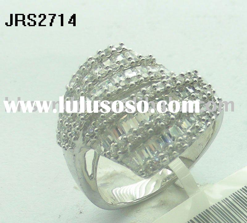 fashion sterling silver rings