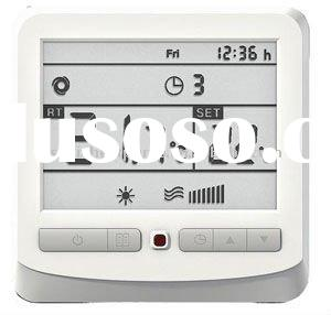 floor heating controller with programmable function