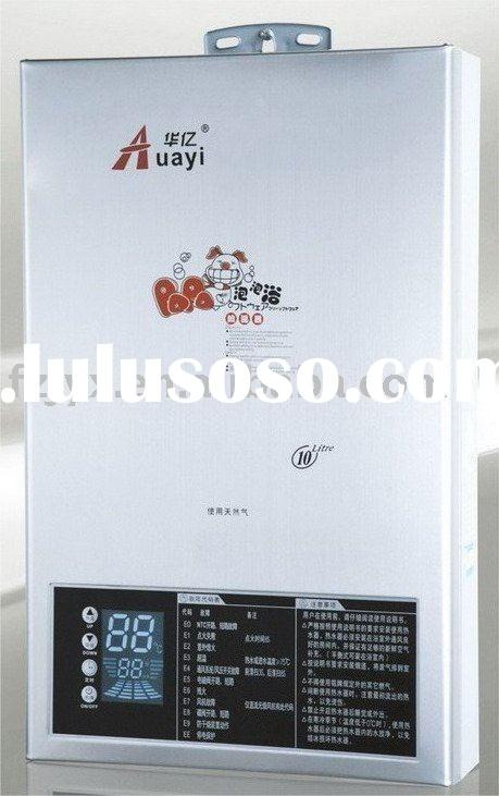 home gas water heater