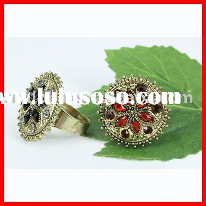 large fashion rings