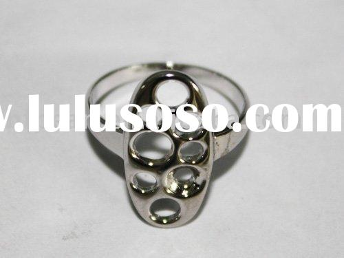 wholesale 15-20mm 925 sterling silver rings
