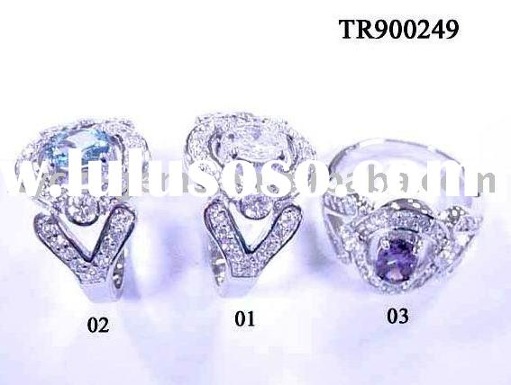 wholesale sterling silver rings
