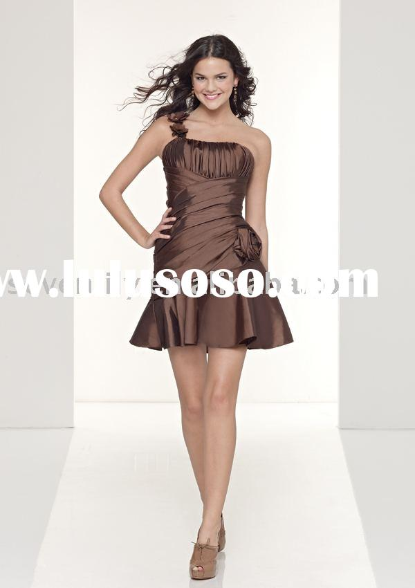 2010 Hottest Short Prom Dresses