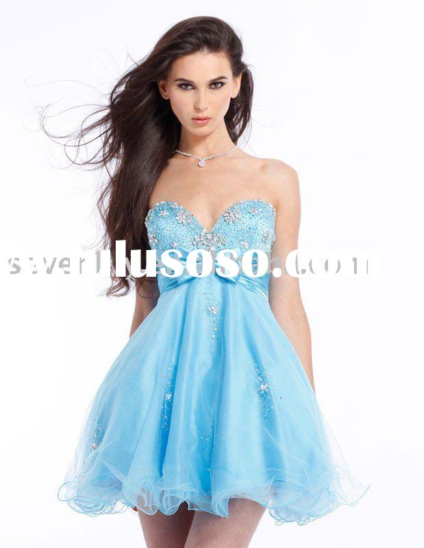 2010 New Style Stunning Short Prom Dresses