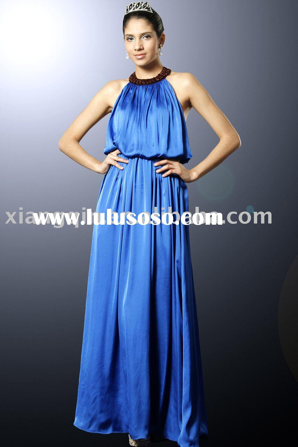 2010 Top Fashion Exquiste Ladies' Party Dress  SM 38