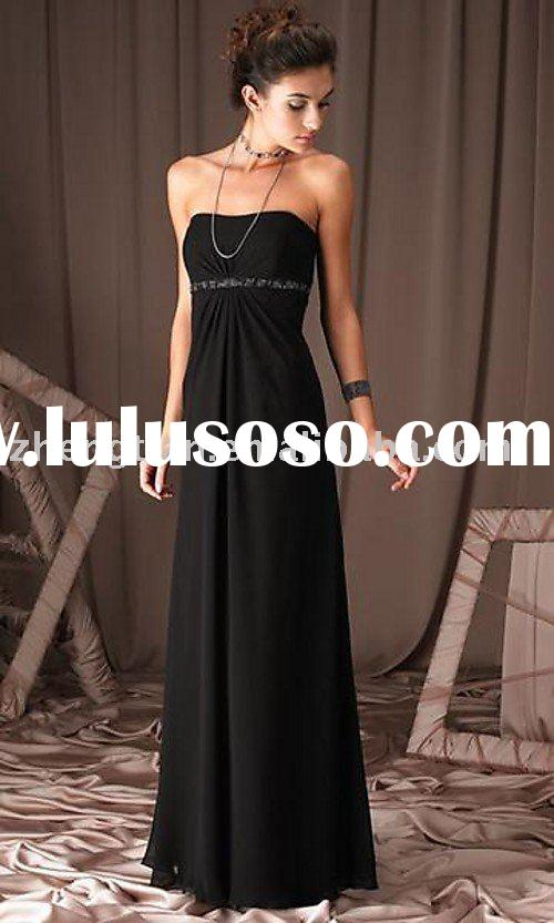 2010 ladies' evening dress .evening gown
