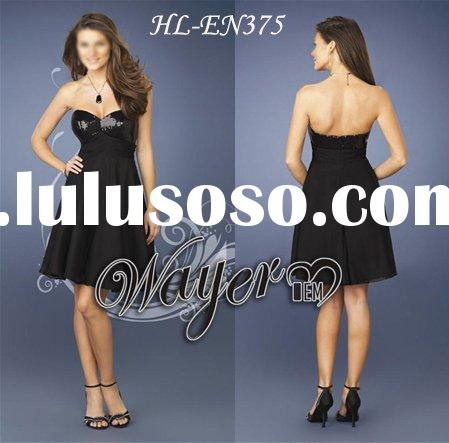 2011 New Style Classic Prom Gown Cocktail Party Dress HL-EN375