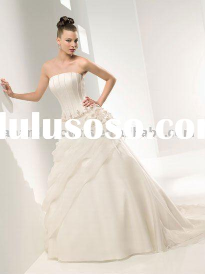 2011 latest wedding dress