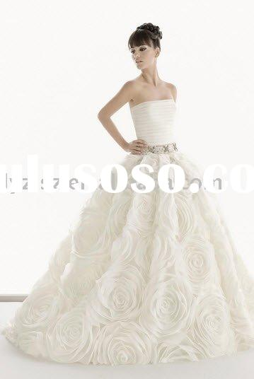 2011 new style HY0832 2011 designer wedding dress