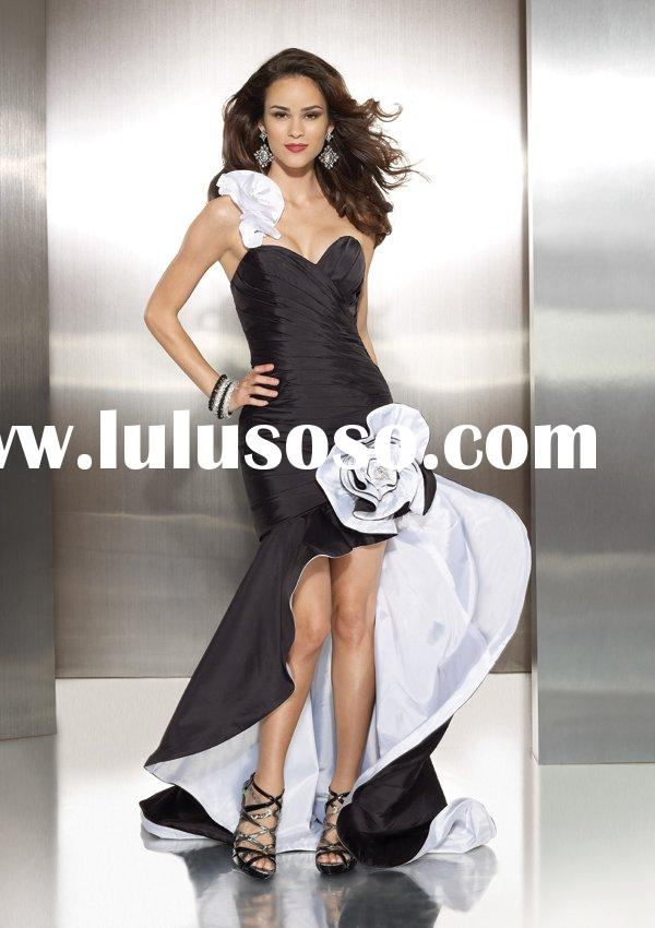 2011 new style prom dresses custom made PM8442 prom dresses