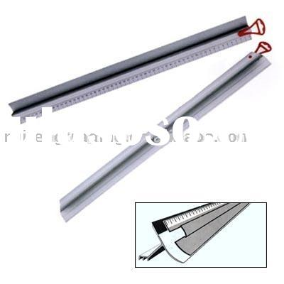 2pcs Aluminum Wallpaper Trim Guide