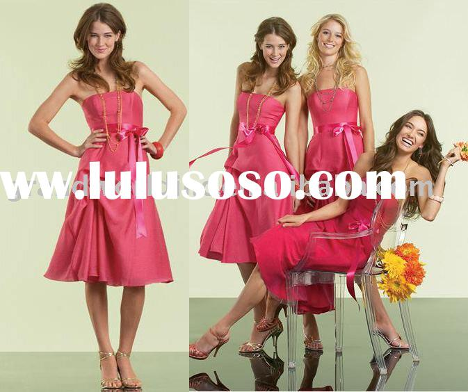 Bridesmaid Dress&Bridesmaid Gown&Prom gown