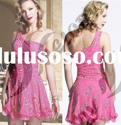 Cheap Short Prom Dresses 2011