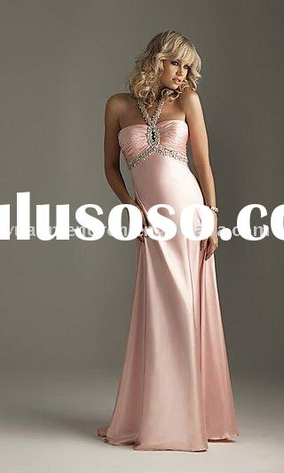 ED315051Halter Prom Dress by Night Moves prom dress Evening Dress