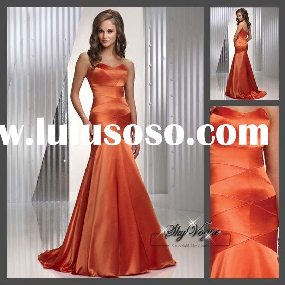 FM037*Red Formal Gown Ball Prom Evening Dress