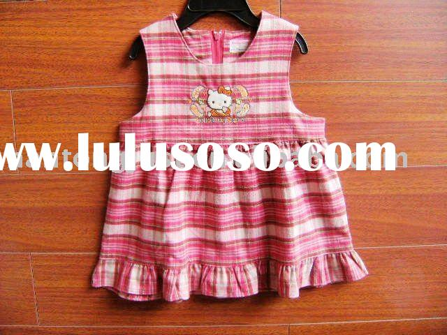 Hello Kitty Baby Dress,girl dress,baby's clothing