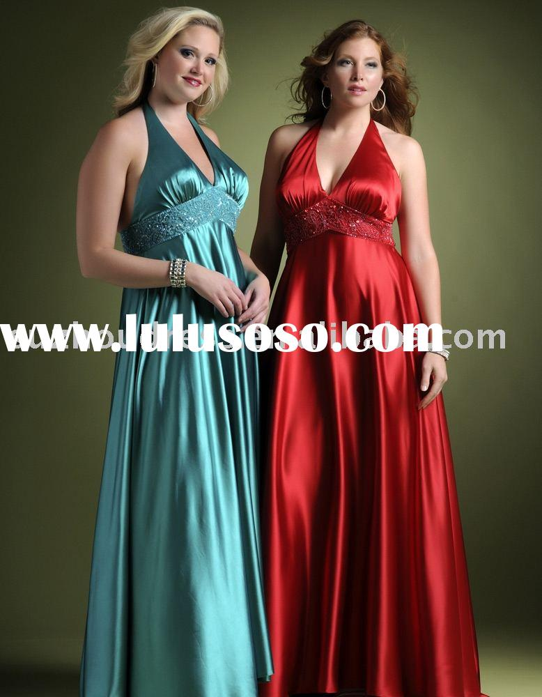 evening  gown&prom dress(plus size style  ps-118)