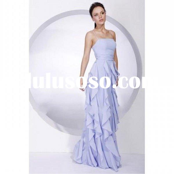 fashion  the latest stylist layered special occasion a line  prom gown  lyly038