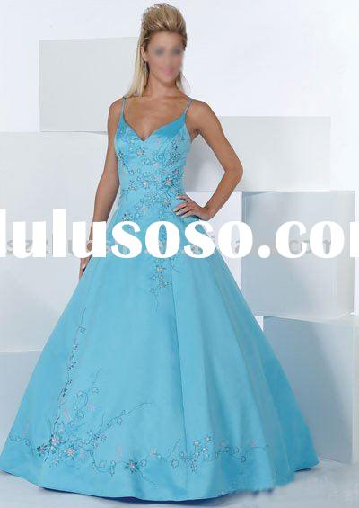 prom dresses gowns  WZ1520