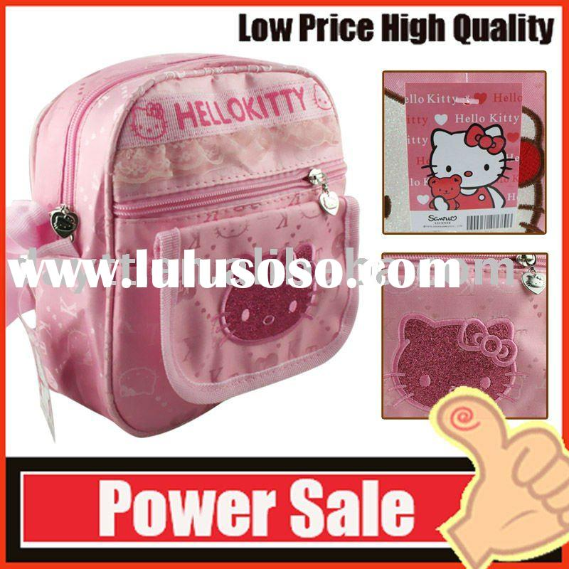 wholesale hello kitty school bag for kid backpack bag for kid mix order &drop shipping C1903