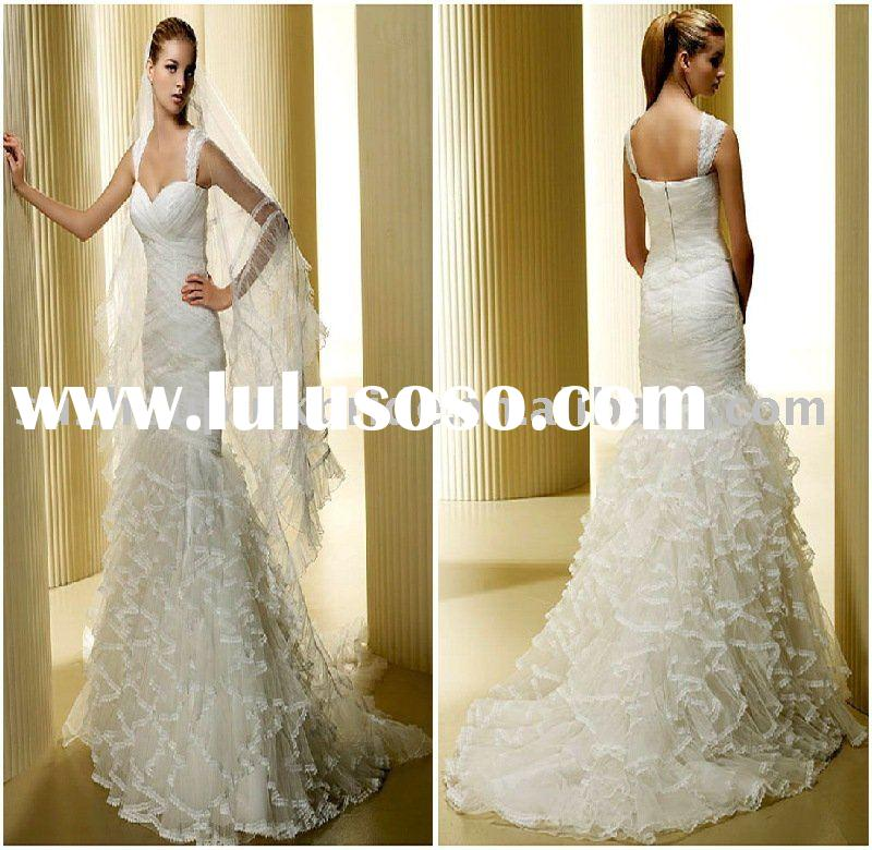 2010  bridal wedding gown