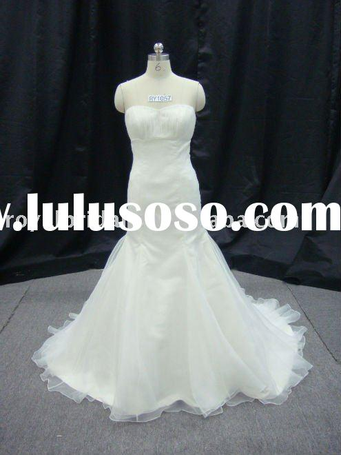 2011 royal bridal wedding dress ry1057