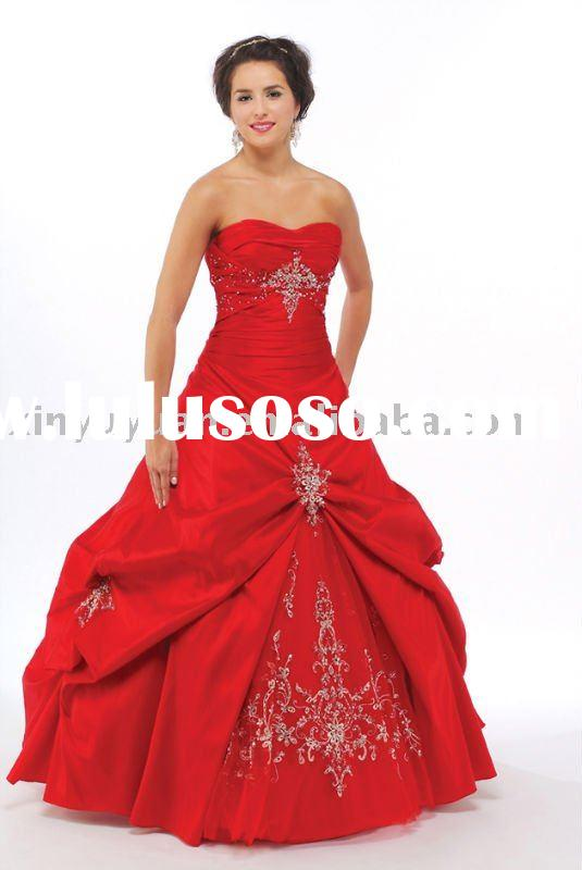 2011 summer new designer discount quinceanera dresses BOQ-033