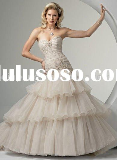 Bridal wedding dress SFWD0488