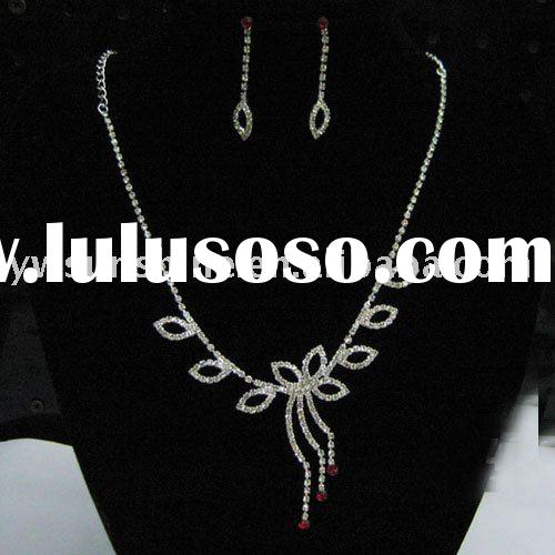 Bridal wedding  jewelry sets