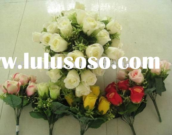 Decorative artificial flower,artificial tulip triumph