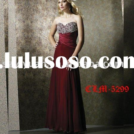 Elegant Mother of the bride Dresses CLM-5299