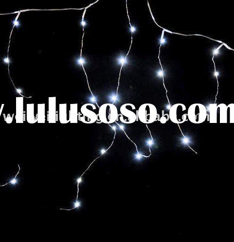 Fairy Lights Battery Operated LED Wedding Light Curtain